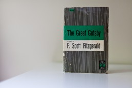 A Wordie Wednesday book review of The Great Gatsby by F. Scott Fitzgerald