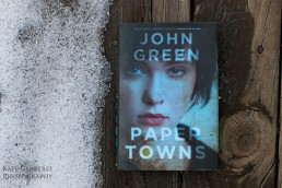 Wordie Wednesday | Paper Towns, John Green | Maine Wedding Photographer | Kate Crabtree Photography
