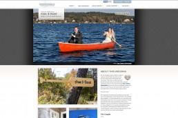 Boothbay Harbor Featured Wedding Photographer | Borrowed & Blue | Maine Wedding Photographer | Kate Crabtree Photography 1