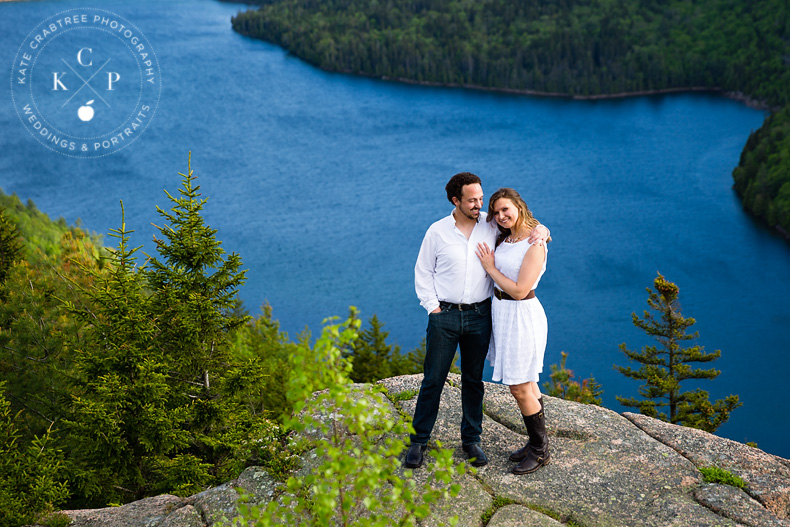 Proposal In Acadia National Park Mn 1