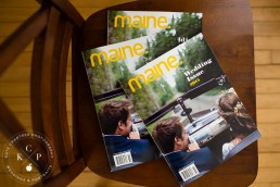 Maine Weddings published in Maine Magazine | Maine Wedding Photographer | Kate Crabtree Photography 1