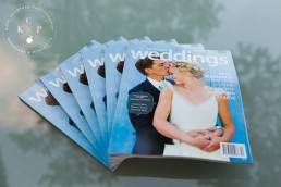 Featured on the Seacoast Weddings Magazine Cover | Maine Wedding Photographer | Kate Crabtree Photography 1