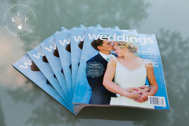 Published in Seacoast Weddings Magazine