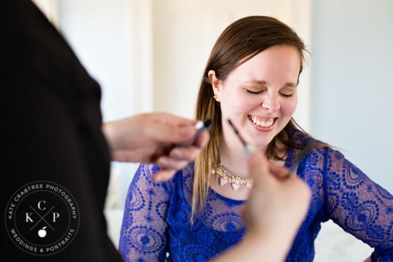 Wicked Fetch Maine Wedding Makeup