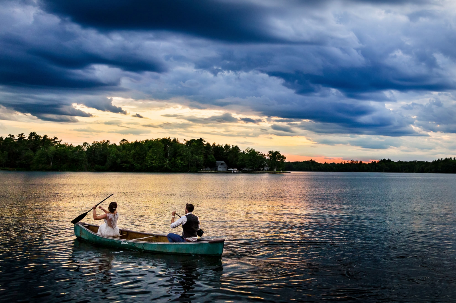 Wedding photography in Maine